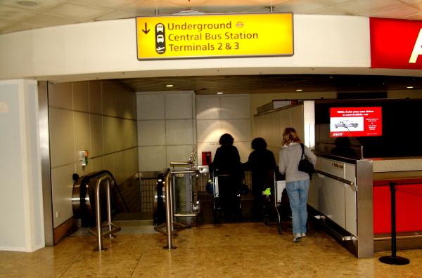 Cheap Car Rental Heathrow Terminal