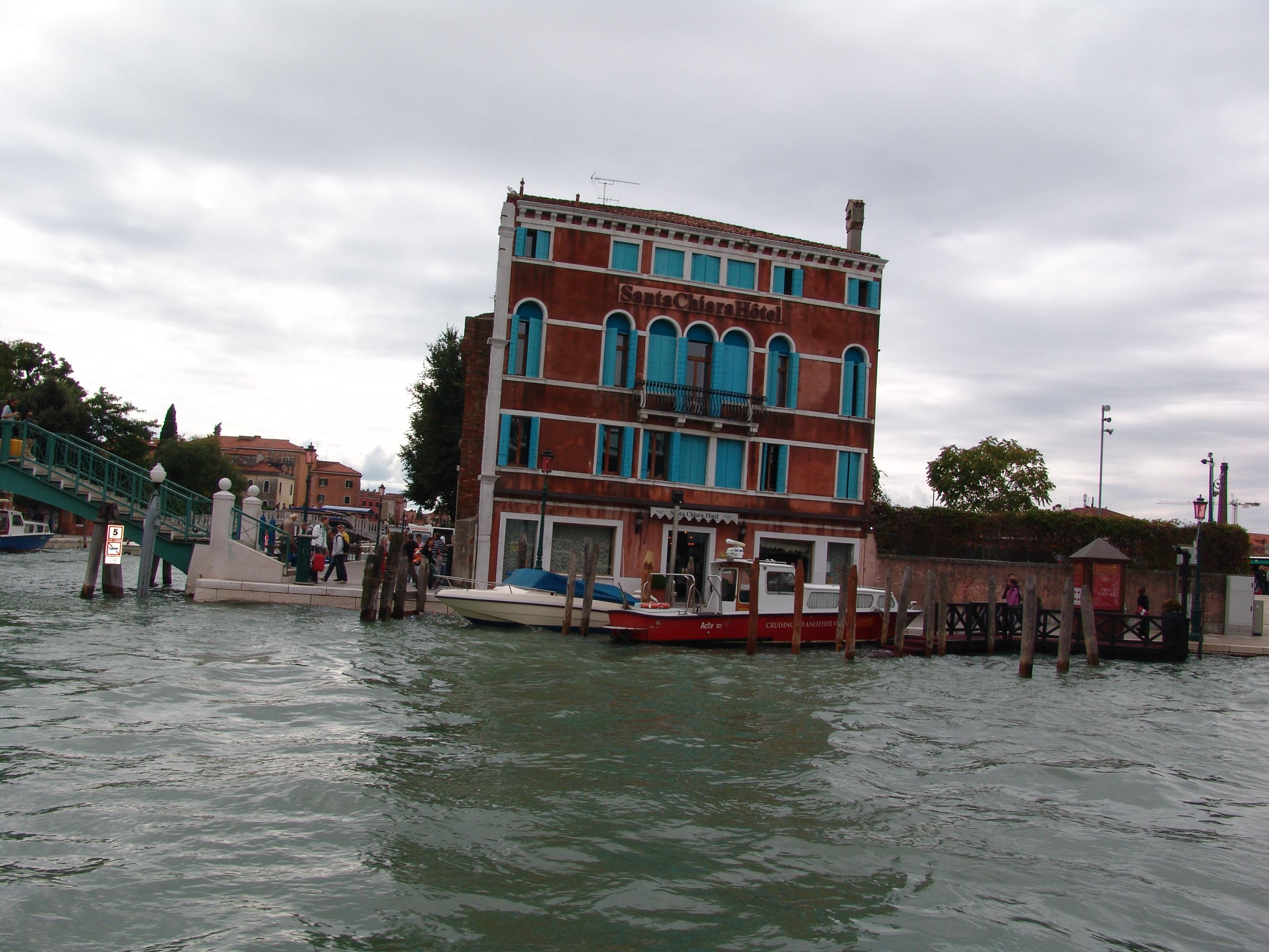 Hotel Santa Chiara Venice Italy